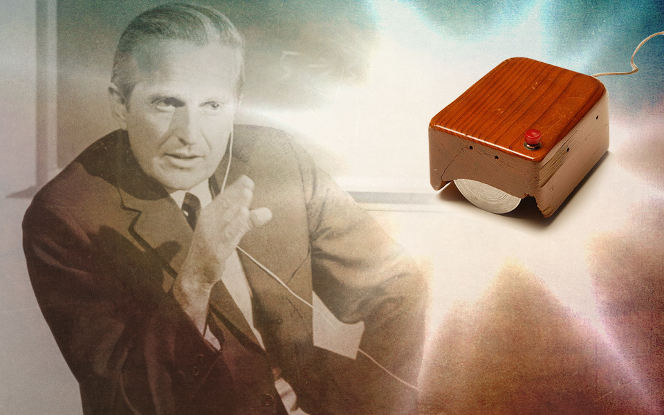 Pin Douglas Engelbart Mouse on Pinterest